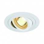 SLV NEW TRIA GU10 ROUND downlight