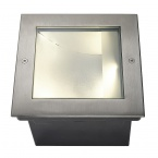 SLV DASAR LED SQUARE recessed ground spot