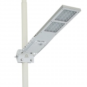 GitLighting Gemini 22 Solar Street Light 40xLED, 24W, 2500lm, 3 modes